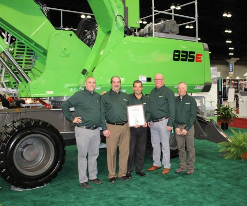Strongco Dealer of the Year 2018